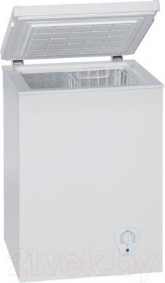 Морозильный ларь Bomann GT 257.1 - общий вид