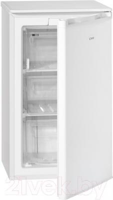 Морозильник Bomann GS 165.1 - внутренний вид