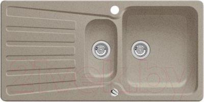 Мойка кухонная Blanco Nova 6S (517379) - общий вид