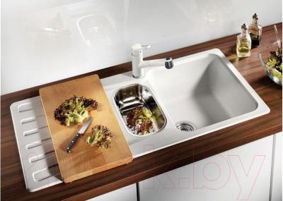 Мойка кухонная Blanco Nova 6S (517379) - в интерьере
