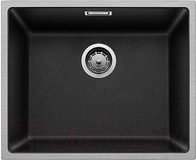 Мойка кухонная Blanco Subline 500-IF SteelFrame (519429) - общий вид
