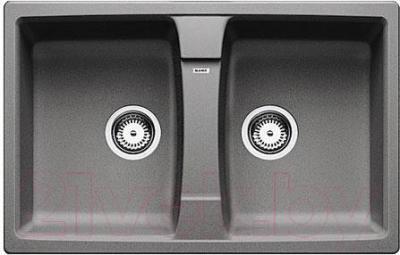 Мойка кухонная Blanco Lexa 8 (514693) - общий вид