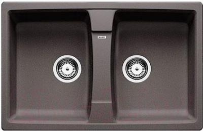 Мойка кухонная Blanco Lexa 8 (518863) - общий вид