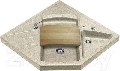 Мойка кухонная Blanco Modus-M 90 / 513251 - общий вид