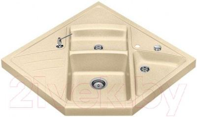 Мойка кухонная Blanco Delta Silgranit / 513928 - общий вид