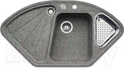 Мойка кухонная Blanco Delta Silgranit (511635) - общий вид