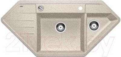 Мойка кухонная Blanco Lexa 9 E / 515101 - общий вид
