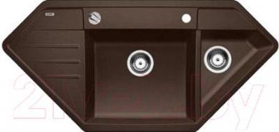 Мойка кухонная Blanco Lexa 9 E (515105) - общий вид