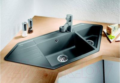 Мойка кухонная Blanco Lexa 9 E (515105) - в интерьере