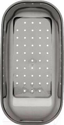 Коландер для мойки Blanco 214443 (серый) - общий вид