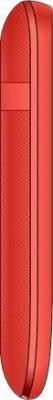 Мобильный телефон Keneksi E2 (красный) - вид сбоку