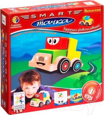 Настольная игра Bondibon Smart Тачка - коробка