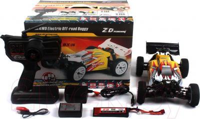 Радиоуправляемая игрушка ZD Racing Автомобиль Buggy (9051) - комплектация