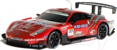 Радиоуправляемая игрушка MJX Автомобиль Nissan Fairlady Z Super GT500 (8110A(ВО)) - общий вид