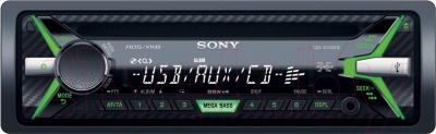 Автомагнитола Sony CDX-G1100UE - общий вид
