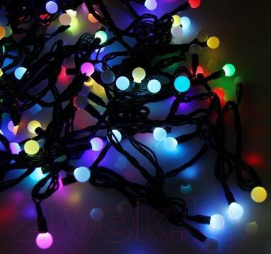 Гирлянда светодиодная Neon-Night LED-шарики 303-519 - общий вид