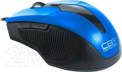 Мышь CBR CM-301 (Blue) - общий вид