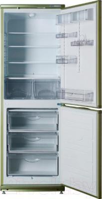 Холодильник с морозильником ATLANT ХМ 4012-070 - внутренний вид
