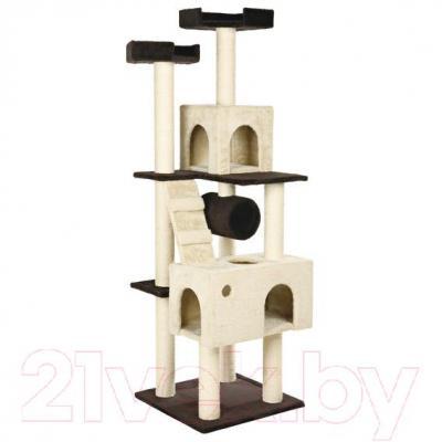 Комплекс для кошек Trixie Mariela 44081 (коричнево-бежевый) - общий вид