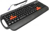 Клавиатура A4Tech X7-G700 (черный) -