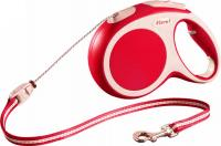Поводок-рулетка Flexi Vario 12003 (XS, Red) -