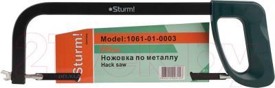 Ручная пила по металлу Sturm! 1061-01-0003 - общий вид