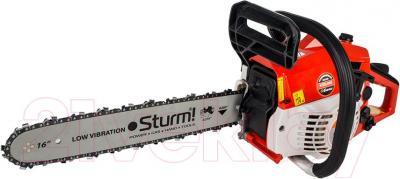 Бензопила цепная Sturm! GC99371B - общий вид