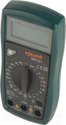 Мультиметр цифровой Sturm! MM1201 - общий вид