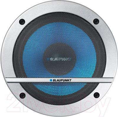 Коаксиальная АС Blaupunkt Blue Magic TL 160 - общий вид с защитной решеткой