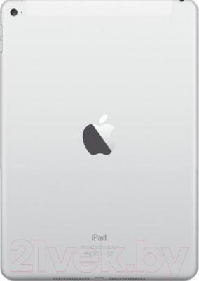 Планшет Apple iPad Air 2 64Gb 4G / MGHY2TU/A (серебристый) - вид сзади