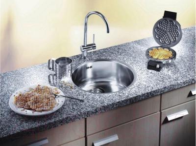 Мойка кухонная Blanco Rondosol-IF (514647) - в интерьере