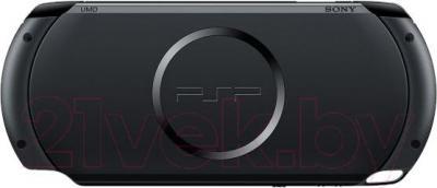 Игровая приставка Sony PlayStation Portable PSP-E1008 (PS719218593) - вид сзади