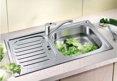Мойка кухонная Blanco Flex Mini / 511918 - в интерьере