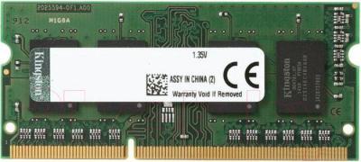 Оперативная память DDR3 Kingston KVR13LS9S6/2 - общий вид
