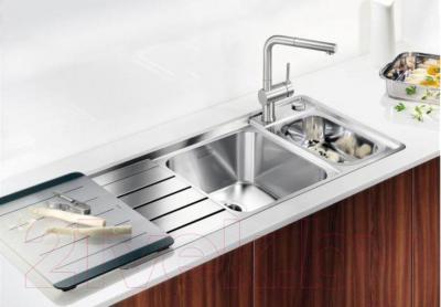 Мойка кухонная Blanco Axia II 6S-IF (516529) - в интерьере