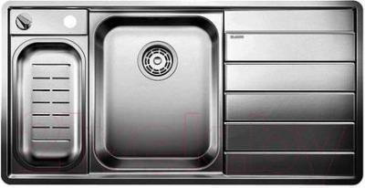 Мойка кухонная Blanco Axia II 6S-IF (516530) - общий вид