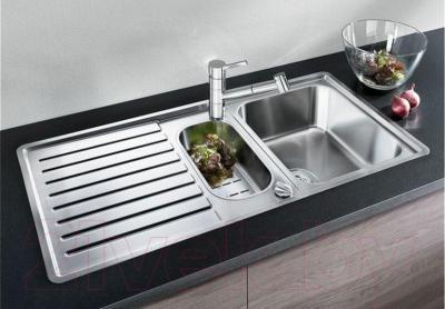 Мойка кухонная Blanco Classic Pro 6S-IF (516852) - в интерьере
