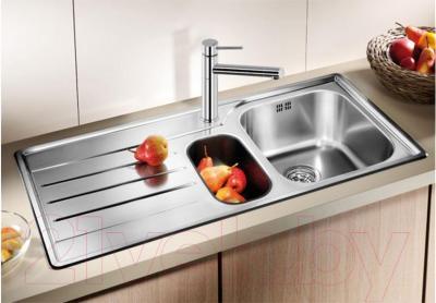 Мойка кухонная Blanco Median 6 S (512644) - в интерьере
