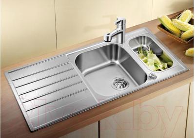 Мойка кухонная Blanco Livit 6 S Centric (516191) - в интерьере