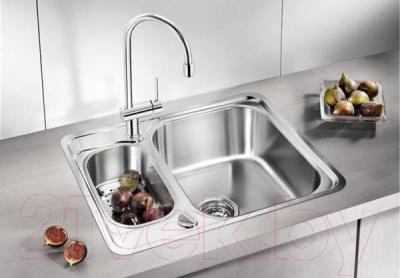 Мойка кухонная Blanco Lantos 6-IF (516676) - в интерьере