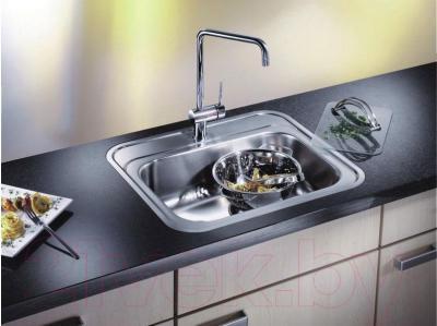 Мойка кухонная Blanco Dana-IF / 514646 - в интерьере