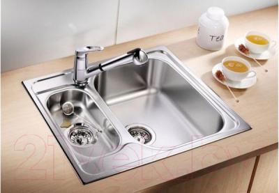 Мойка кухонная Blanco Tipo 6 Basic / 514813 - в интерьере