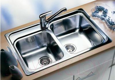 Мойка кухонная Blanco Classic 8 (507543) - в интерьере