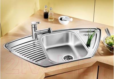 Мойка кухонная Blanco Tipo 9 E (513552) - в интерьере