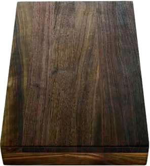 Разделочная доска на мойку Blanco 225331 (Nut) - общий вид
