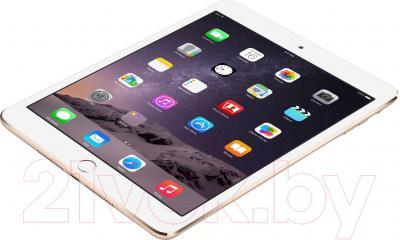 Планшет Apple iPad Mini 3 128Gb 4G / MGYU2TU/A (золотой) - общий вид