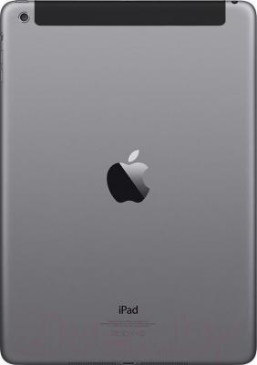 Планшет Apple iPad mini 16Gb 4G Space Gray (MF450TU/A) - вид сзади