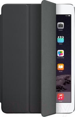 Чехол для планшета Apple iPad mini Smart Cover MGNC2ZM/A (черный) - общий вид