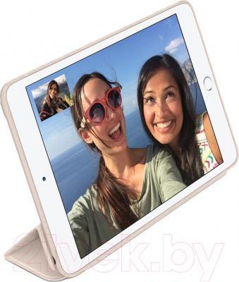 Чехол для планшета Apple iPad mini Smart Case MGN32ZM/A (светло-розовый) - пример использования