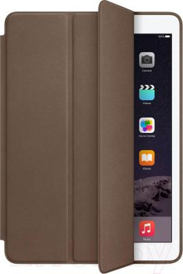 Чехол для планшета Apple iPad mini Smart Case MGMN2ZM/A (коричневый) - общий вид
